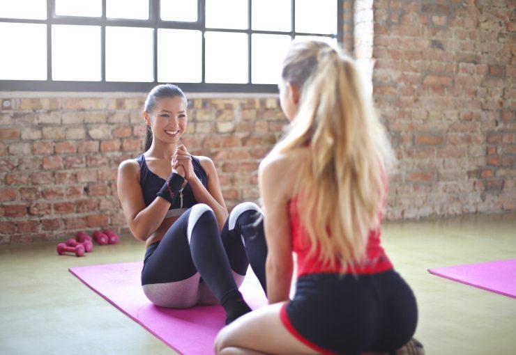 Active Aerobic Women