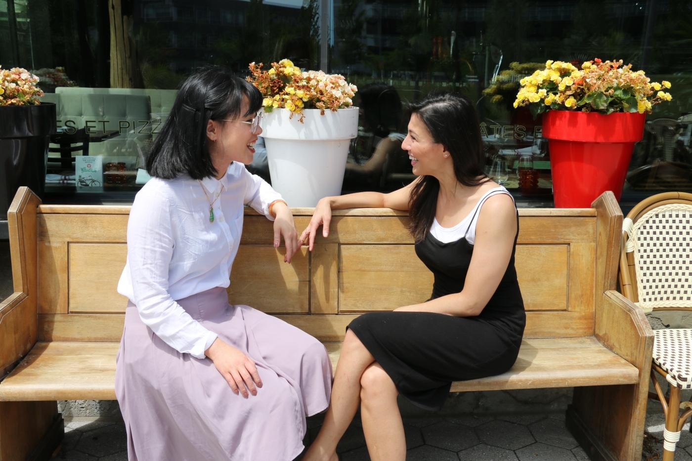 Nancy and Selma Hatchi Design