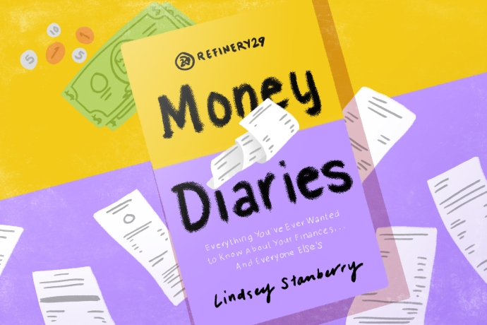 money diaries Refinery29